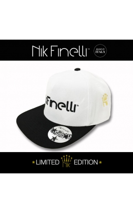Cap limited edition bianco